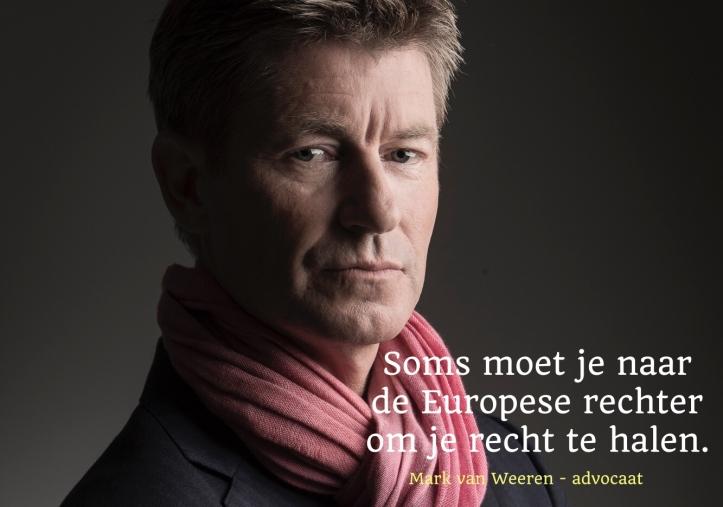 Advocaat beroep Europees Hof van Justitie